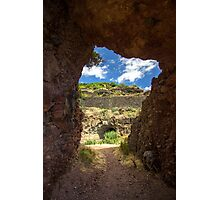 Window to the World - Nature Photography Photographic Print
