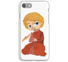Princess John Watson iPhone Case/Skin