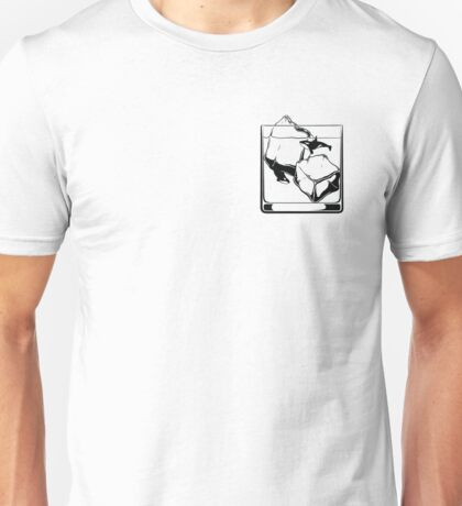 Orcas and Ice Cubes Unisex T-Shirt