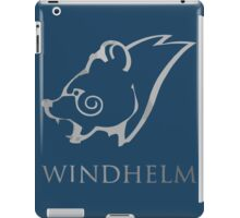 WINDHELM SKYRIM iPad Case/Skin