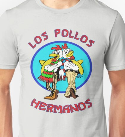 Breaking Bad Los Pollos Hermanos Unisex T-Shirt