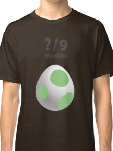 ?/9 Months: Very funny design! Classic T-Shirt