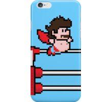 8Bit Nacho Libre iPhone Case/Skin