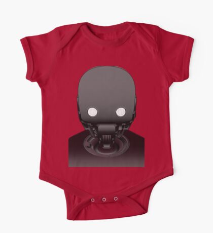 K-2SO (Outlined) One Piece - Short Sleeve