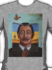 The Book Of Surrealism T-Shirt