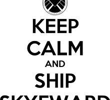 Keep Calm and Ship Skyeward by qu1rky