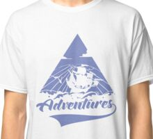 Enjoy the adventures! Classic T-Shirt