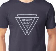 Newport Beach California Vintage Unisex T-Shirt