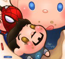 Superfamily Tsum Sticker