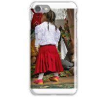 Cuenca Kids 525 iPhone Case/Skin
