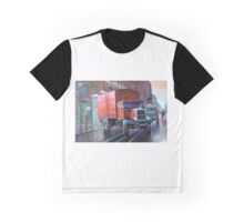 Post Office Supplies Scammell rigid 6 Graphic T-Shirt