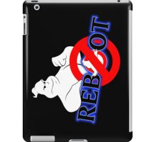 No Reboot (A) iPad Case/Skin