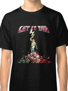 Let it Die game loading screen color Classic T-Shirt