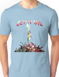 Let it Die game loading screen color Unisex T-Shirt