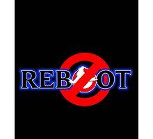 No Reboot (B) Photographic Print