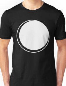 Minimalistic Eclipse - White Vers. Unisex T-Shirt