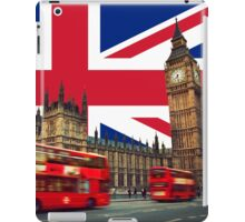 London Union Jack iPad Case/Skin