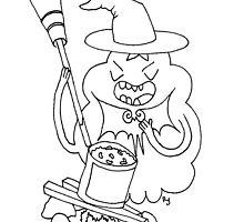 Witchy Princess by tonelokeart