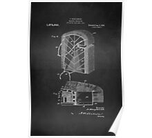 Soldier Protector Patent 1918 Poster
