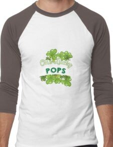 Lucky Pops Men's Baseball ¾ T-Shirt