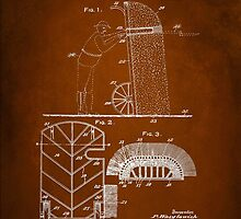 Soldier Protector Patent 1918 by Patricia Lintner