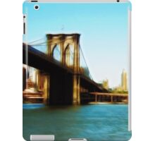 From a Brooklyn Point of View iPad Case/Skin