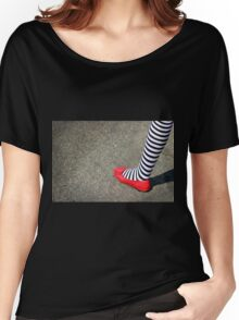 4th July Foot Women's Relaxed Fit T-Shirt