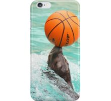The Sea-Lion Show iPhone Case/Skin
