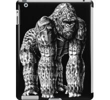 Silverback Gorilla iPad Case/Skin