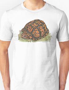 Eastern Box Turtle Unisex T-Shirt
