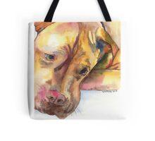 Killian, French Mastiff extraordinaire Tote Bag