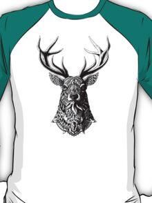 Ornate Buck T-Shirt