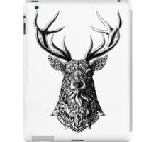 Ornate Buck iPad Case/Skin