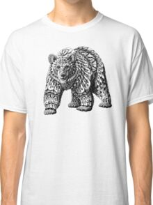 Ornate Bear Classic T-Shirt