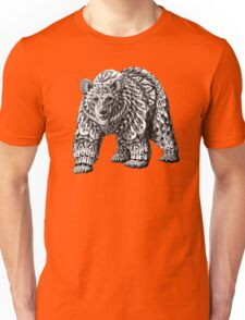 Ornate Bear Unisex T-Shirt