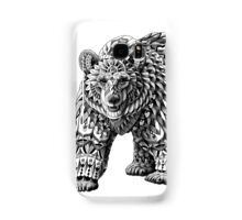 Ornate Bear Samsung Galaxy Case/Skin