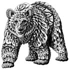 Ornate Bear by BioWorkZ