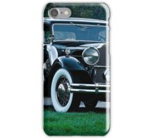 1931 Packard 845 Deluxe Eight Sports Sedan I iPhone Case/Skin