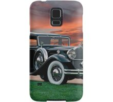 1931 Packard 845 Deluxe Eight Sports Sedan II Samsung Galaxy Case/Skin