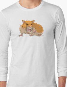 Werehamster Long Sleeve T-Shirt