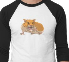 Werehamster Men's Baseball ¾ T-Shirt