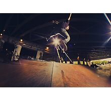 The Skate Files - #1 | Logan Square Skate Park Photographic Print