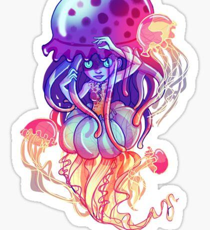 Jelly Space Sticker