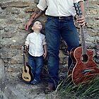 Like Daddy by Sue Ellen Thompson