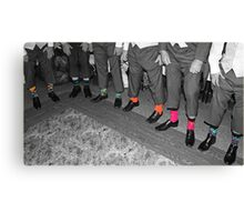 Footloose Canvas Print