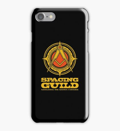 Dune SPACING GUILD iPhone Case/Skin