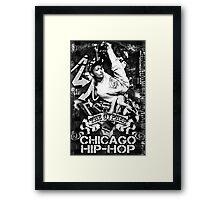 THE CYPHER | Original Cypher Junkies  Framed Print