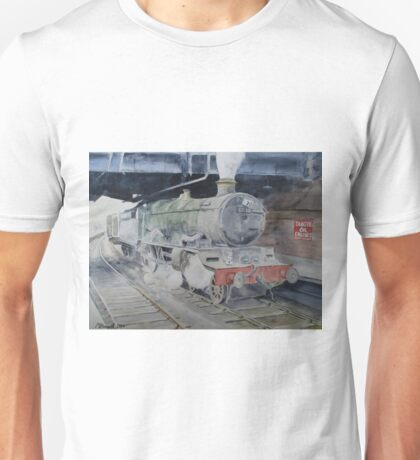 Launceston Castle at Paddington Unisex T-Shirt