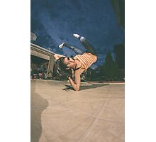 The B-Girl Files #2 | VITAL Photographic Print