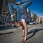 The B-Girl Files #1 | EREN BOOGIE by JAM1PHOTO